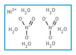 Никель азотнокислый 6-водный ч (никель нитрат гексагидрат), фасовка 1 кг