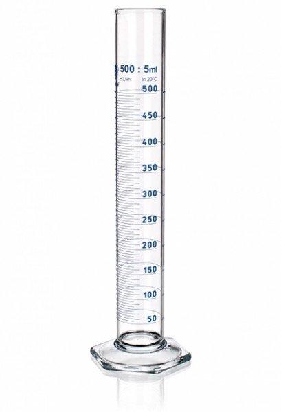 Цилиндр высокий, класс 1, 500 мл