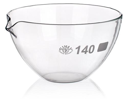 Чашка выпарная, 2500 мл, плоскодонная