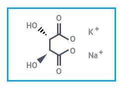 Калий-натрий виннокислый (тартрат)