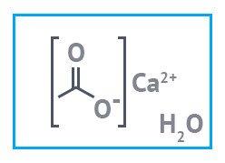 Кальций уксуснокислый 1-водный ч,имп.(кальций ацетат моногидрат) фасовка 1 кг