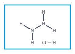 Гидразин солянокислый