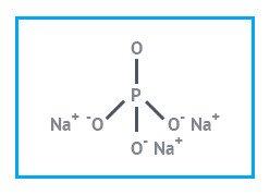 Тринатрий фосфат, фасовка 25 кг
