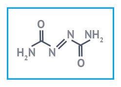 Азодикарбонамид (порофор АС-5) аналог ЧХЗ 21,имп., фасовка 25 кг