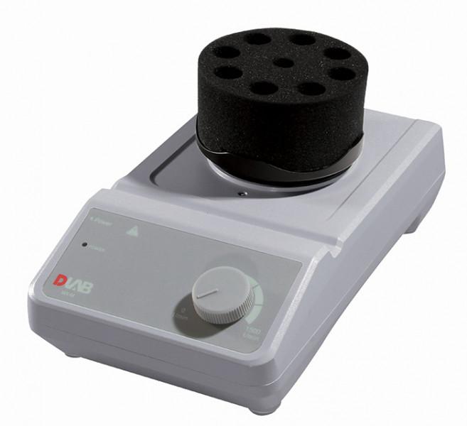 Смеситель для микропланшетов MX-M DLAB, с универсальной верхней пластиной и адаптером для труб