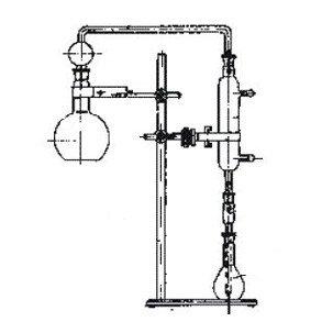 Комплект стекл. к прибору д/опр. фенола в воде (500 мл)