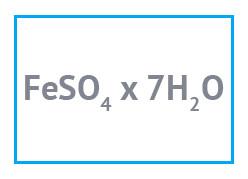 Железо (II) сернокислое 7-вод. «ч»  (железный купорос)