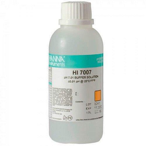 Буферный раствор HI 7007 Hanna рН-7,01, 500 мл