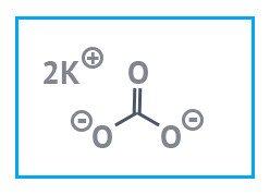 Калий углекислый (карбонат)