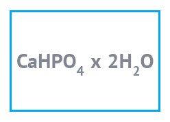 Кальций фосфорнокислый двузамещенный 2-водный