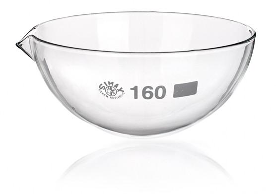 Чашка выпарная, 15 мл, круглодонная