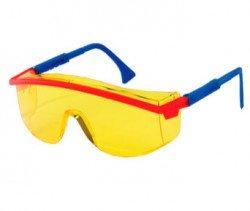 Очки открытые защитные TITAN (Желтые)