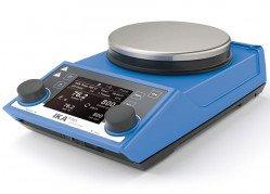 IKA RET control-visc магнитная мешалка с нагревом