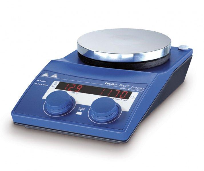 IKA RCT basic магнитная мешалка с нагревом