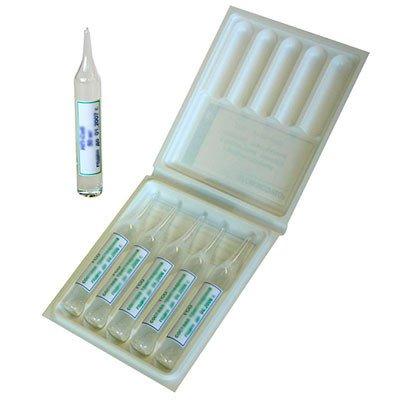 ГСО 7262-96 хлорид-ион, 1,0 мг/см3 (уп.5 амп.)