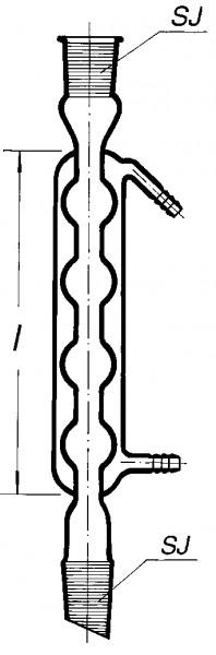 Холодильник для дистиллятора бытового