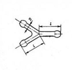 Трубка соединительная ТС-У-15