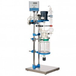 Лабораторный реактор JGR, 2 литра