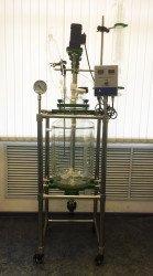 Лабораторный реактор JGR, 30 литров