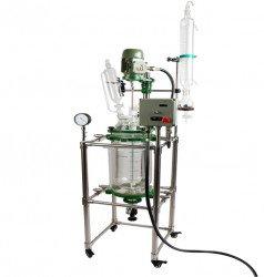 Взрывозащищенный лабораторный реактор 10 литров