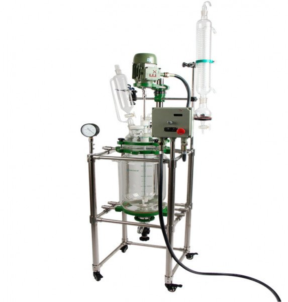Взрывозащищенный лабораторный реактор Ex-NB, 30 литров