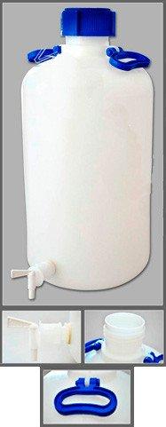 Емкость общелабораторного применения (бутыль) 25 л