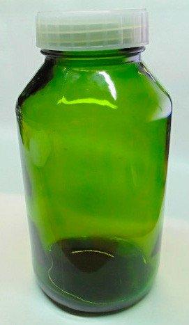 Банка из зеленого стекла, 1 л