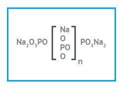Натрия полифосфат (гексаметафосфат натрия, Е452, соль Грэма), 25 кг