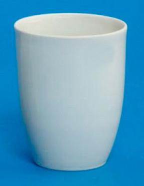 Фарфоровый тигель Гуча 45 мм/55 мм, №3