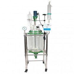Лабораторный реактор JGR, 80 литров