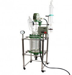 Взрывозащищенный лабораторный реактор Ex-JGR, 80 литров