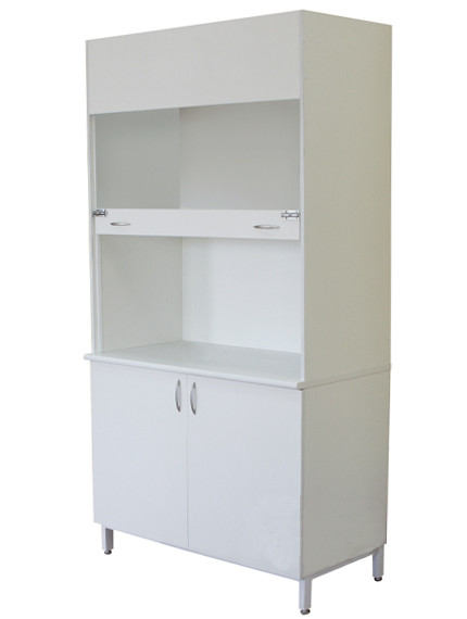 Шкаф вытяжной В-203 химостойкий