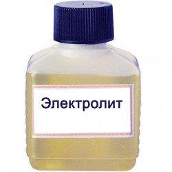 Электролит кислотный плотностью 1,27-1,28