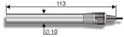 Электрод ЭЛИС-131F фторид-селективный