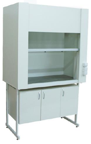 Вытяжной шкаф ВА-103, комплектация «Стандарт»