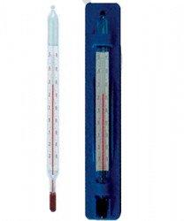 Термометр для измерения температуры в камерах рефрижераторов ТП-11М с держателем