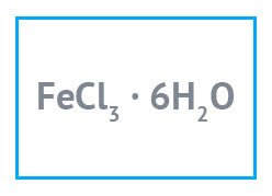 Железо хлорное 6-вод.