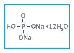 Натрий фосфорнокислый 2-замещенный, 12 водный, чда