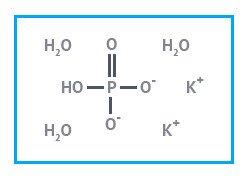 Калий фосфорнокислый 2-х замещенный 3-х водный