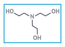 Триэтаноламин ч (ТЭА,три(2-гидроксиэтил)амин) фасовка 1 кг